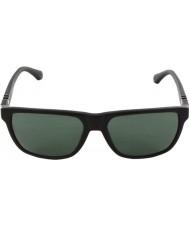 Emporio Armani Ea4035 58 modernas gafas de sol negras 501771