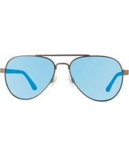 Revo Re1011 bronce raconteur - agua polarizado gafas de sol azules