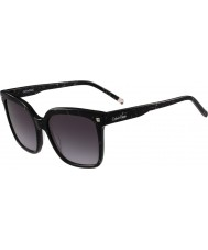 Calvin Klein Collection Señoras de las gafas de sol de carbón ck4323s