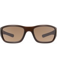 Revo Re4058 partida marrón mate - terra gafas de sol polarizadas