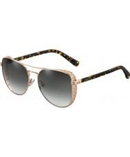 Jimmy Choo Las señoras sheena s ddb 9o 58 gafas de sol