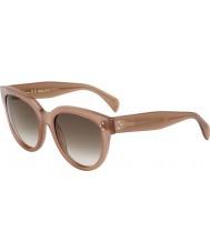 Celine Damas cl 41755 GKY gafas de sol marrones db ópalo