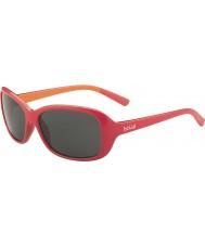 Bolle Jenny jr. tns gafas de sol de color rosa brillante de color naranja