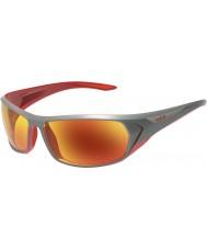Bolle TNS gafas de sol de color rojo fuego blacktail antracita brillante