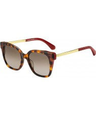 Kate Spade New York Señoras caelyn s 65t ha 52 gafas de sol