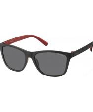 Polaroid CII y2 negro rojo gafas de sol polarizadas para hombre pld3011-s