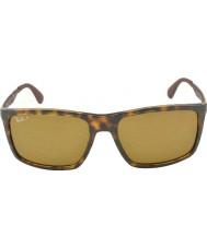 RayBan Rb4228 58 estilo de vida activo luz Habana 710-83 gafas de sol polarizadas