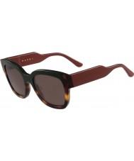 Marni Señoras me604s gafas de sol verdes y La Habana
