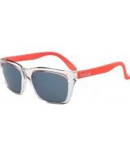 Bolle naranja cristalino brillante colección retro 527 gb-10 gafas de sol