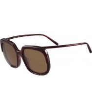 Marni Damas me608s Burdeos y gafas de sol de La Habana