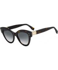Fendi Ladies ff0266 s 86 9o 52 gafas de sol peekaboo