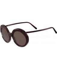 Marni Damas me609s Burdeos y gafas de sol de La Habana