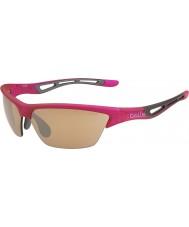 Bolle gafas de sol modulador v3 campos de la tempestad de satén de color rosa
