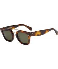Celine Damas cl 41077-05L s 1e gafas de sol de La Habana