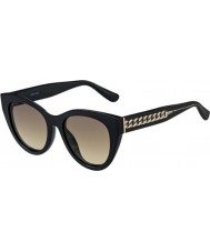 Jimmy Choo Ladies chana s 807 ha 52 gafas de sol