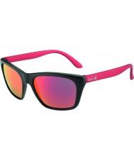 Bolle Jordan jr. (8-11 años) las gafas de sol de fuego rojo negro tns