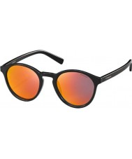 Polaroid d28 oz brillantes gafas de sol polarizadas negro Pld6013-s