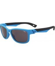 Cebe Avatar del negro azul 1500 gafas de sol grises de luz azul (edad 7-10) mate