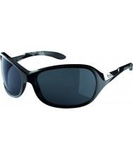 Bolle Grace gafas de sol brillante negro tns