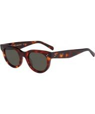 Celine Damas cl 41053-05D s 1e gafas de carey verdes