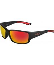 Bolle 12367 kayman gafas de sol negras