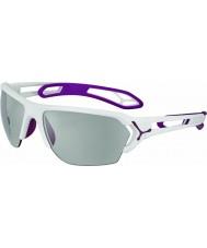 Cebe Cbstl14 s-track l gafas de sol blancas