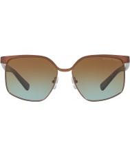 Michael Kors Mk1018 56 de bronce agosto 11475d gafas de sol