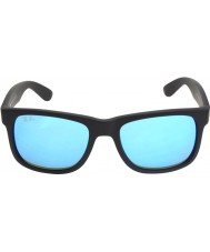RayBan Rb4165 justin black - espejo azul
