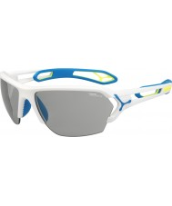 Cebe Cbstl8 s-track l gafas de sol blancas