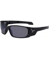 Cebe S-Cape pequeñas gafas de sol negras