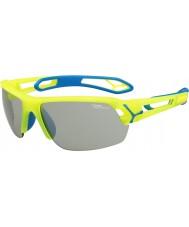 Cebe Gafas de sol Cbstmpro s-track m yellow