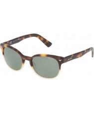 Police Mens Master 4 spl143-0z40 gafas de sol de La Habana brillantes