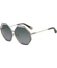 Chloe Señoras ce132s 240 58 gafas de sol de amapola
