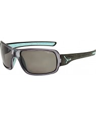 Cebe Changpa cepillado gafas de sol polarizadas grises