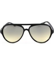 RayBan RB4125 59 gatos negros 601-32 5000 gafas de sol