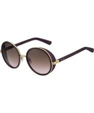 Jimmy Choo Señoras andie-ns 1kj v6 gafas de sol