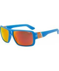 Cebe Lam azul mate, naranja gafas de sol polarizadas