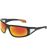 Bolle gafas de sol brillante del fuego tns negro Diablo