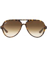 RayBan Rb4125 59 710 51 gatos 5000 gafas de sol