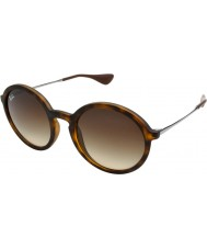 RayBan Rb4222 50 hijo de caucho de carey 865-13 gafas de sol