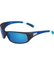 Bolle 12436 gafas de sol negras de retroceso