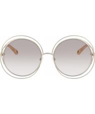 Chloe Señoras ce114sd 724 58 gafas de sol carlina