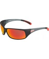 Bolle 12438 retroiluminación gafas de sol negras
