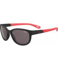 Cebe Katniss (7-10 años) de color rosa mate negro de 1500 gafas de sol grises de luz azul