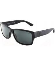 Polo Ralph Lauren Ph4061 57 negro mate 500187 gafas de sol