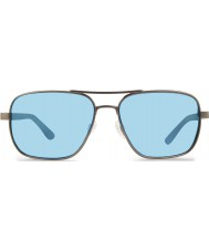 Revo Re1012 bronce Freeman - agua polarizado gafas de sol azules