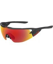 Bolle 12444 gafas de sol negras aeromax