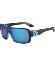Cebe negro espejo 1500 flash gris gafas de sol azules Lam mate