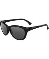 Bolle Greta negro brillante polarizado gafas de sol tns