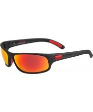 Bolle 12447 anaconda gafas de sol negras